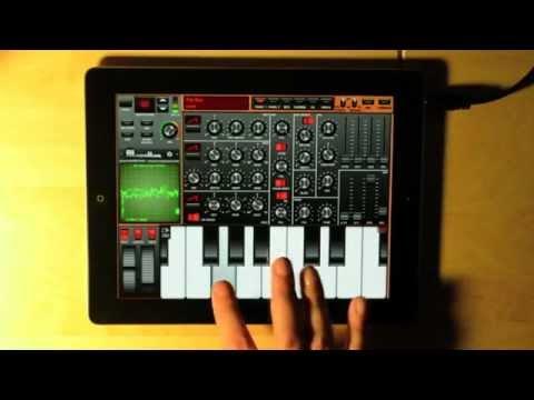 Magellan for iPad - Professional Analog Modeling Synthesizer