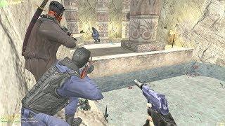 Counter-Strike: Zombie Escape Mod - ze_Egypt on ProGaming (4K UHD)