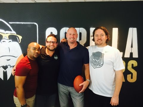 Trent Dilfer talks Business and post Football Career | Gorilla Podcast | Episode 7