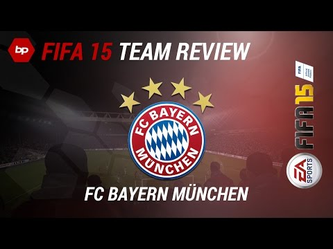 FIFA 15 | FC BAYERN MUNICH | Team Review | feat. Neuer, Robben, Ribéry, Lewandowski etc.