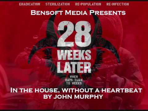 John Murphy - In The House, In The Heartbeat