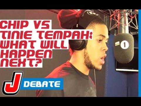 Chip vs Tinie Tempah: What Will Happen Next?