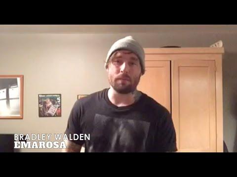 Singer Bradley Walden Bradley Walden — The