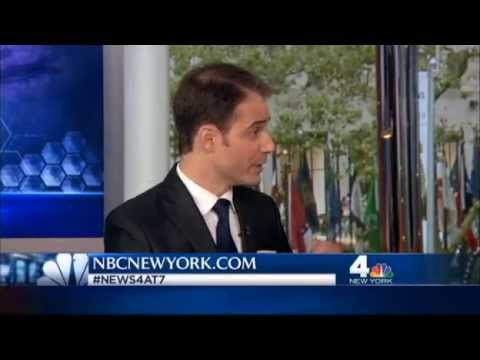 NBC New York - Epidemiologist on The Ebola Virus