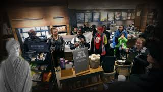Starbucks to close stores for racial-bias education day - Boycott Still