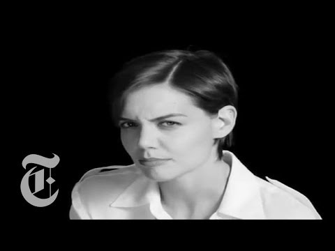 Katie Holmes Interview | Screen Test | The New York Times