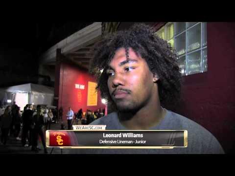USC-Colorado: Post-game interviews (10/18/14)
