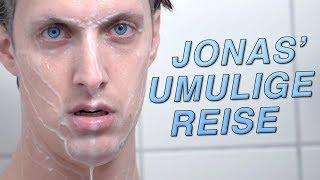 Jonas vil drikke 4 liter melk