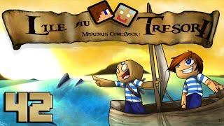 L'île au Trésor II : Appelez le PSY ! | 42 - Minecraft