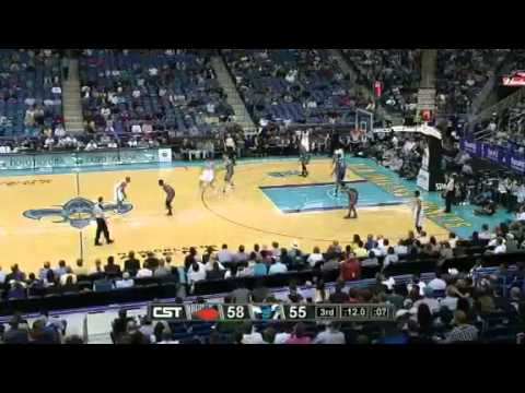 NBA Charlotte Bobcats Vs New Orleans Hornets Highlights Mar 12, 2012 Game Recap
