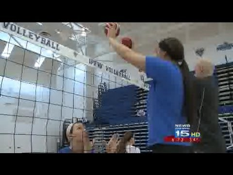 IPFW women's volleyball team prepares for NCAA tournament game against Iowa State