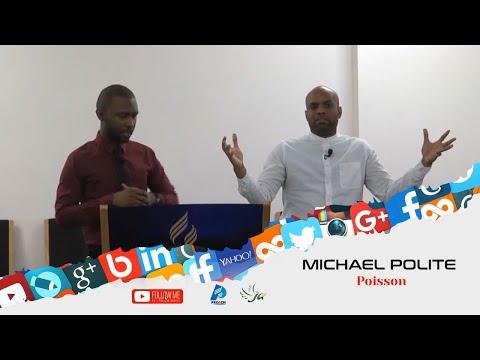 Semaine de priére JA - Michael Polite - 2