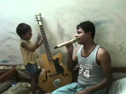 Amai Dakona, Bangla Song, Father N Son, Karaoke video