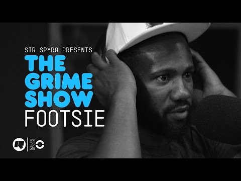 The Grime Show: Footsie video