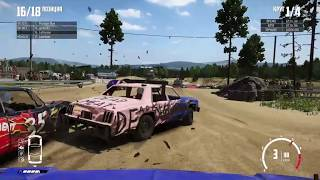 Wreckfest Sandpit: lose at finish straight again! 18 08 2018 2 47 37