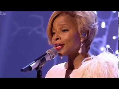 Watch: Mary J. Blige Rouses With 'Favorite Things' At 'Royal Variety Performance'