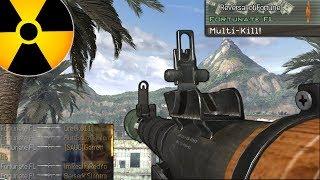 RPG Tactical Nuke Challenge Modern Warfare 2...