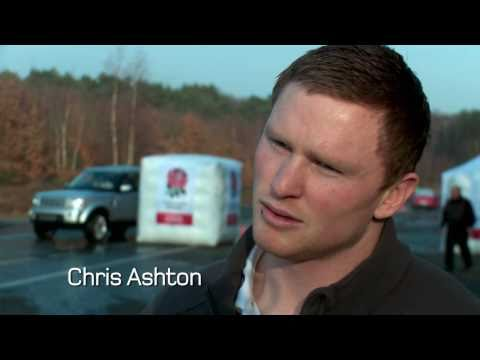 Chris Ashton on England vs France and his try scoring - Chris Ashton  previews England vs France 201