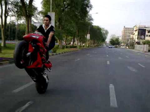 lahore bike wheeling