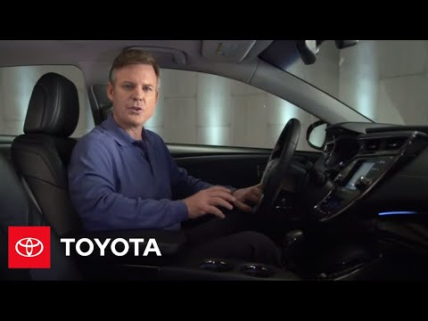 2013 Avalon : Hybrid Technology - Power Meter