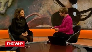 The WHY CEO Mette Hoffmann Meyer on BBC World News