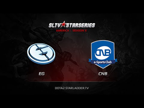 EvilGeniuses vs CNB SLTV America Season X Day 6 Game 2