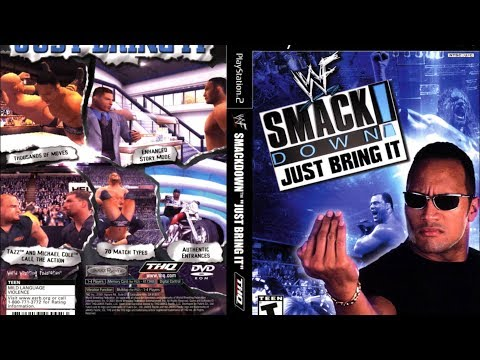 WWF Smackdown Just Bring It 4 Way TLC Match thumbnail