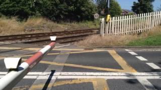 e2s alarm level crossing