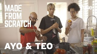 Ayo and Teo Get An Unexpected Visit From Their Dad | Made From Scratch