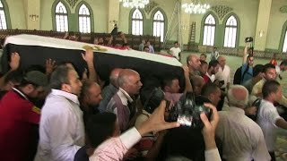 Egyptian actor Nour al-Sharif buried in Cairo