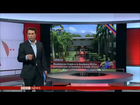 BBC World Have Your Say: Venezuela After Hugo Chavez