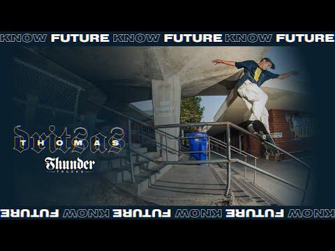KNOW FUTURE: THOMAS DRITSAS