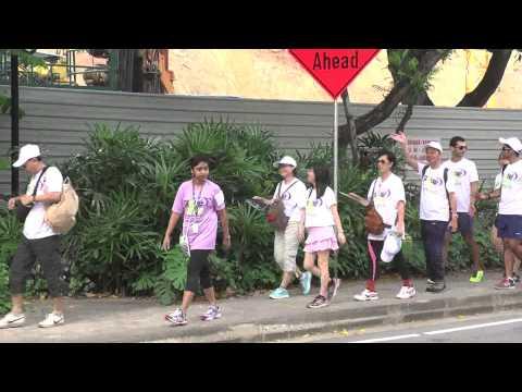 Globe-athon Singapore