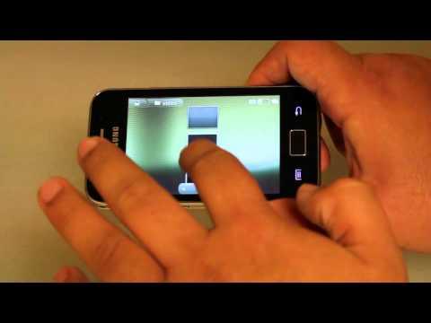 Samsung Galaxy ace S5830 completo análisis y tour por aplicaciones en HD