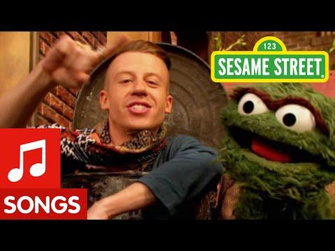 Sesame Street: Oscar ft. Macklemore