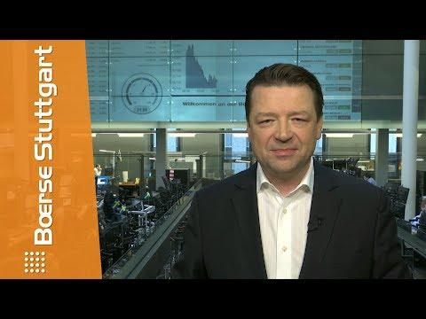 Halbleiterwerte und Wirecard stark - DAX im Minus | Börse Stuttgart | Aktien