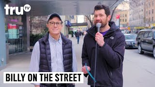 Billy on the Street - The New York Bubble with Stephen Colbert!