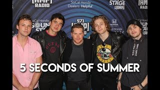 Download Lagu 5 Seconds Of Summer: 2018 Looks 'Promising' Gratis STAFABAND