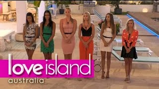 Two girls are up for elimination   Love Island Australia (2018) HD