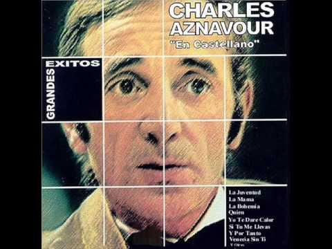 Titelbild des Gesangs Cuando No Pueda Más von Charles Aznavour