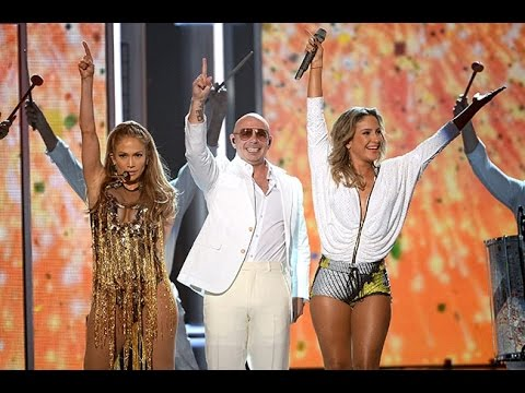 Pitbull ft. Jennifer Lopez & Claudia Leitte - We Are One (Ole Ola) Billboard Music Awards 2014