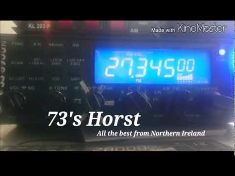 13OT146 - Short QSO to Nossen east Germany From the 68 division 2015