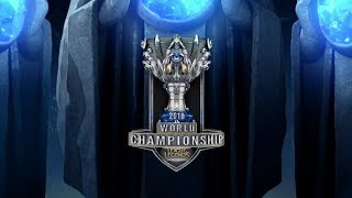 G2 Esports (G2) vs Invictus Gaming (IG)  - Worlds 2018 Yarı Final