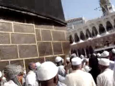 Closest View of Khana Kaba You must never ever seen Before Very Very Close View of Rukan e Yamani