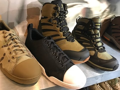 Shot Show 2017: NEW Altama Everyday /Gray Man Chucks, Boots, Shoes, Day Hikers   I'm Psyched!