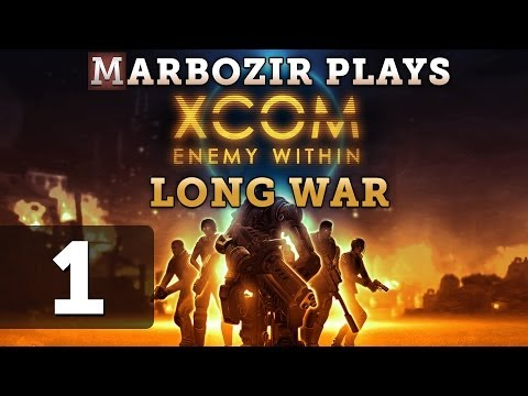 XCOM Enemy Within Long War Let's Play - Part 1