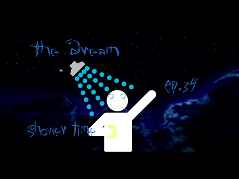 """Shower Time"" Minecraft The Dream Ep. 35"