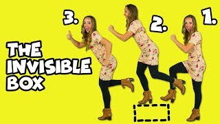 Invisible Box Challenge. Walking on Air? Totally TV