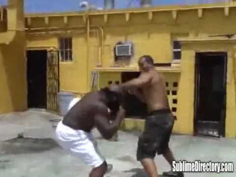 KIMBO SLICE VS CHICO Image 1