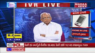 An Analytical Discussion On TS CM KCR Development | IVR Analysis